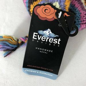 Everest Designs Stripe Earflap-K